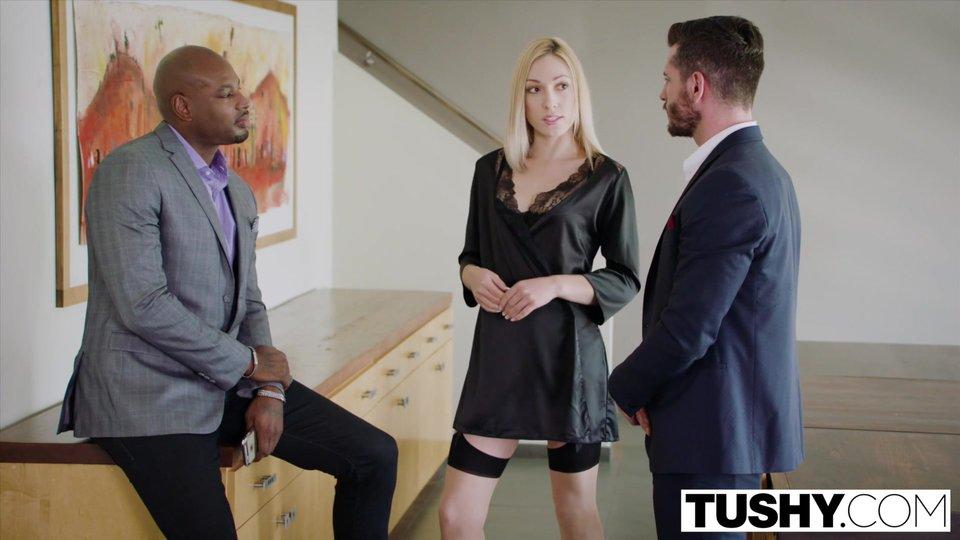 Interracial pornstar Melanie Gold takes hardcore BBC up filthy asshole № 698232 без смс